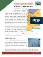 1er Informe Mineria y Medio Ambiente