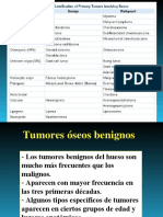 TEMA 50 Tumors Ossis Benignes