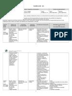 Planificación 6° - Unidad 6