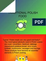 Traditional Polish Food and Drinks