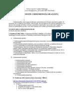23 - Cardiomiopatii Dilatative. Miocardite - Dr. Carmen Gherghinescu