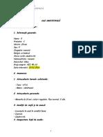 III - Caz- Obstetrica