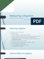 Reducing Litigation Nashik