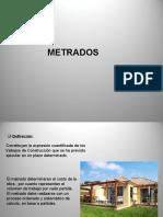 2_ Clase de Metrados y Reg-metrado