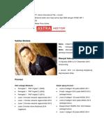 g19. Ss Made Putra Astika - Pt Astra International-hso