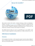 Setting Up DNS Server on CentOS 7 _ Unixmen