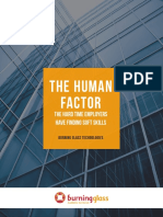Human Factor Baseline Skills Final Great for Hr Analysis