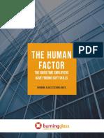 Human Factor Baseline Skills Final Great for Hr Analysis