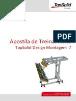 TopSolid'Design Montagem 7