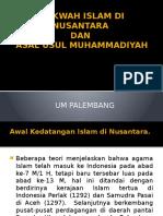 Dakwah Islam Di Nusantara Dan