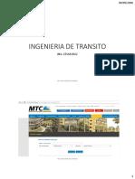 Ingenieria Transito 1