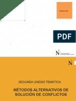 CLASE 1 MECANISMOS ALTERNATIVOS DE CONFLICTOS.pptx