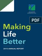 JG Summit Holdings Inc Annual Report 2016