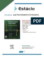 Calor e Frio - Eletroterapia Explicada - Princípios e Prática