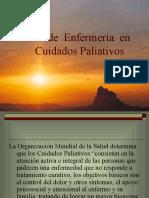 Clase Paliativos