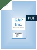 Caso Gap Inc.