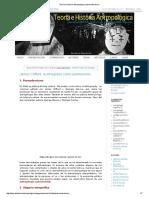 Teoría e historia antropológica_ posmodernismo.pdf