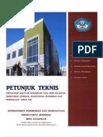 Petunjuk Teknis Penyaluran Dana Bantuan Pemerintah Pada Biro Keuangan Sekjen Kemendikbud 2016.pdf