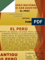 Practica2 El Perú