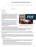 Washington.edu-Global Study Stresses Importance of Public Internet Access
