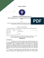 Analisis Lingkungan Bisnis Revisi