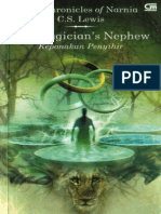The Chronicles of Narnia (Keponakan Peny - C.S. Lewis)