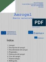 Aerogel ERAMSUS+