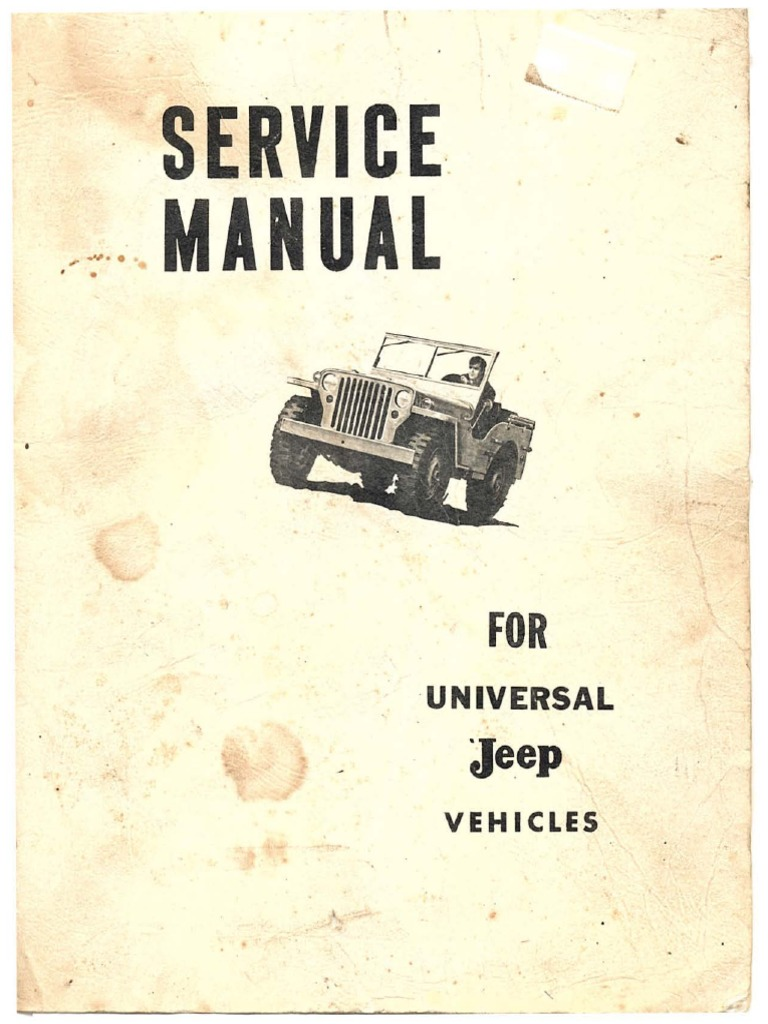 Manual Para Vehiculos Jeep Motor Oil Axle If You Run Out Of Room On The Starter Relay Quotbquot Post Install A Power