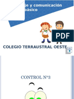 CONTROL 3