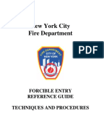 FDNY Forcible Entry Reference Guide