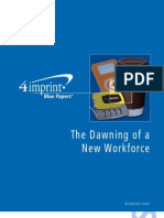 The Dawning of a New Workforce Blue Paper
