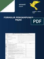 Formulir TA(1)