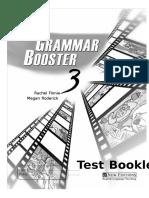 Grammar Booster 3a