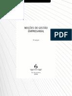Nocoes Gestao Empresarial EAD 2014