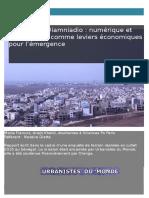 De Dakar à Diamniadio - TICs et urbanisation comme leviers économiques pour l'émergence -Marie Francoz, Anaïs Khaldi - Rapport UdM 2016