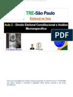Aulas 02 e 03 - Direito Eleitoral Constitucional e Análise Microespecífica (1)