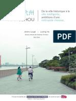De la ville historique à la ville intelligente, ambitions d'une métropole chinoise - Jérémy Leugé_Liubing Xie - Rapport UdM 2016