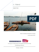 Smart Water Hanoi  - Linh Nguyen Tri_Elise Perrault- Rapport de Mission UdM 2016