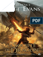 Chroniques Obsidienne T2 - La Societe Du Dragon - Lawrence Watt-Evans