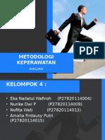 METODOLOGI KEPERAWATAN