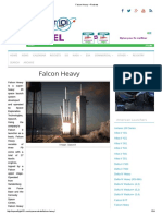 Falcon Heavy – Rockets