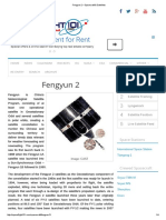 Fengyun 2 – Spacecraft & Satellites