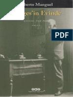 Alberto Manguel - Borges'in Evinde