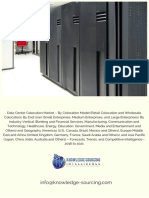 Data Center Colocation Market - Forecasts from 2016 to 2021