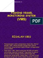 Fishing Vessel Monitoring System