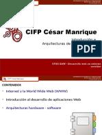 DSW UT01 PRS IntroDesarrolloWeb