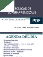 TÉCNICAS DE SUPERAPRENDIZAJE