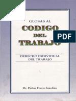 Glosas Al Codigo de Trabajo Nicaragua