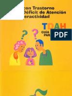El niño con TDAH_Guía práctica para padres