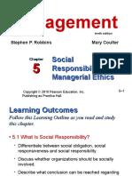 10erobbins_PPT05 - chapter 5 management